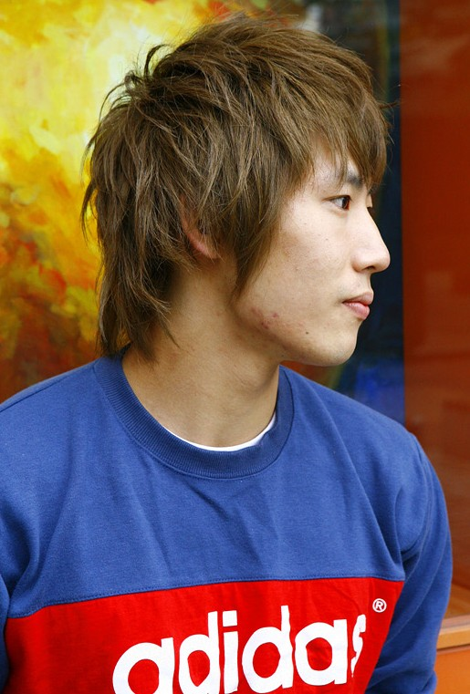 Cool Asian Hairstyles For Men Hot Korean Guys Hairstyle