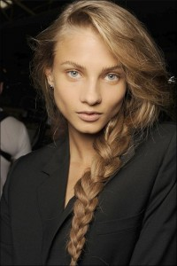 Loose Long Braid for 2015