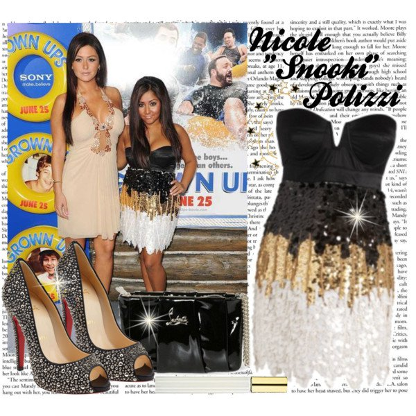 Lovely Party Dress Outfit Idea