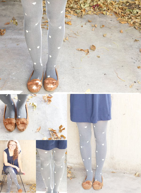 Lovely Tights DIY Ideas