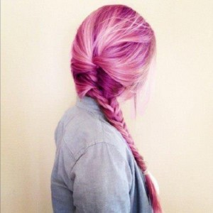2015 Chic Multi-strands Braided Hairstyle