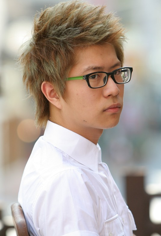 New Trendy Korean Hairstyles for Men