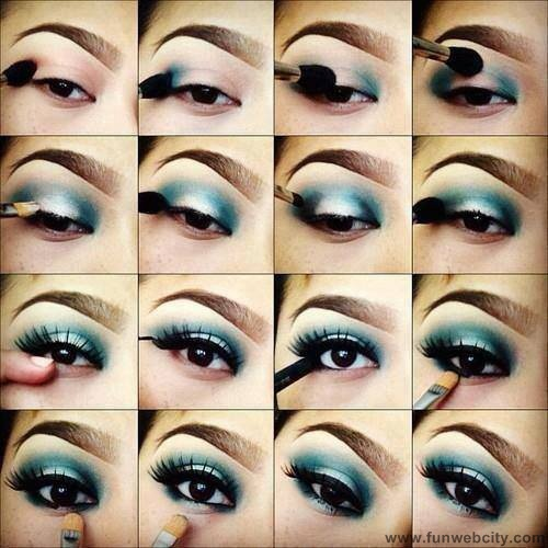 Perfect Green Makeup Tutorial