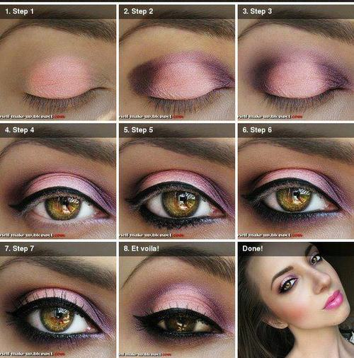 Perfect Pink Makeup Tutorial