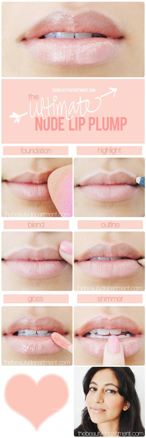 How To Nude Lips 113