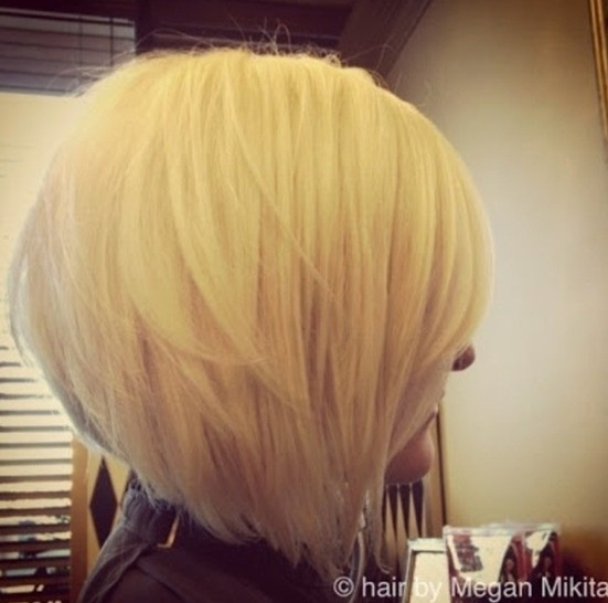30 Popular Stacked A-line Bob Hairstyles for Women ...