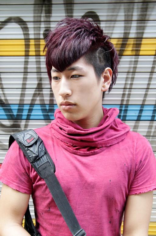 Swell 75 Best Asian Haircuts For Men Japanese Hairstyles Amp Korean Short Hairstyles Gunalazisus
