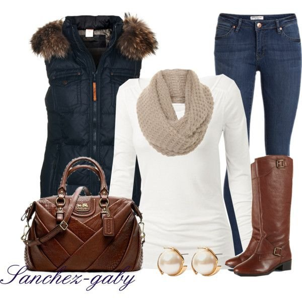 Stylish Winter Outfit Idea