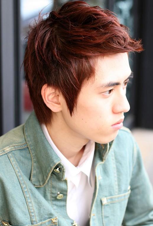 Surprising 75 Best Asian Haircuts For Men Japanese Hairstyles Amp Korean Short Hairstyles Gunalazisus