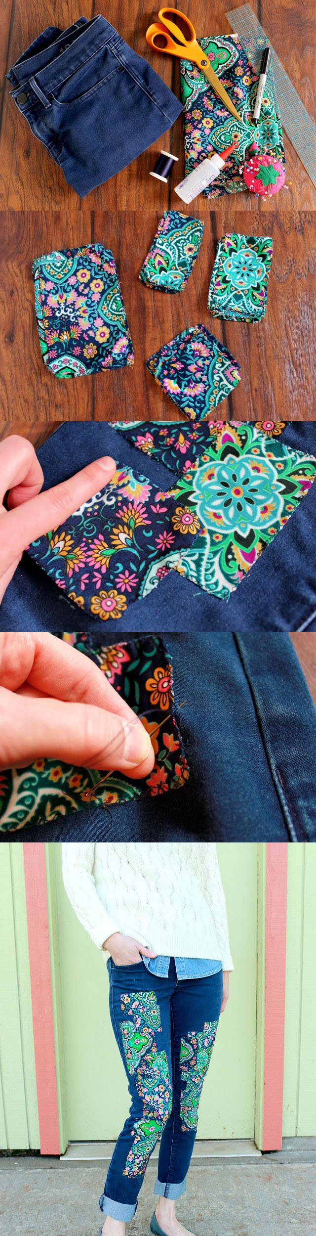 15 diy clothing tutorials fashionable diy clothes you should not miss styles weekly - Diy ideas repurposing old clothing ...