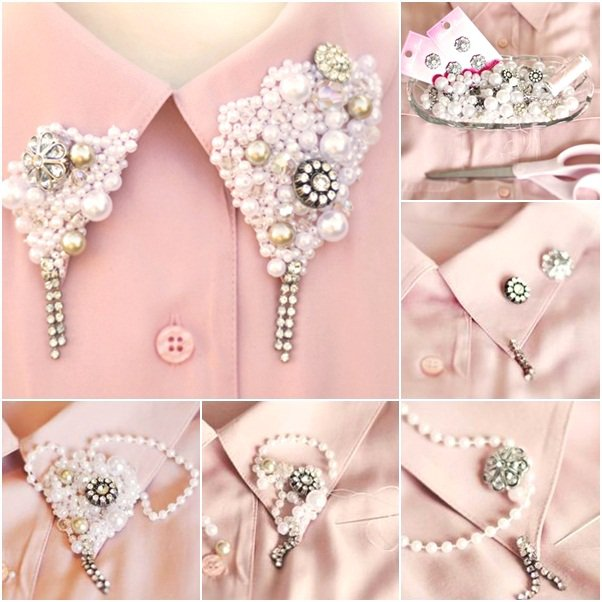 bf43a3feda7 15 DIY Pearl Crafts – Creative Pearl DIY Projects