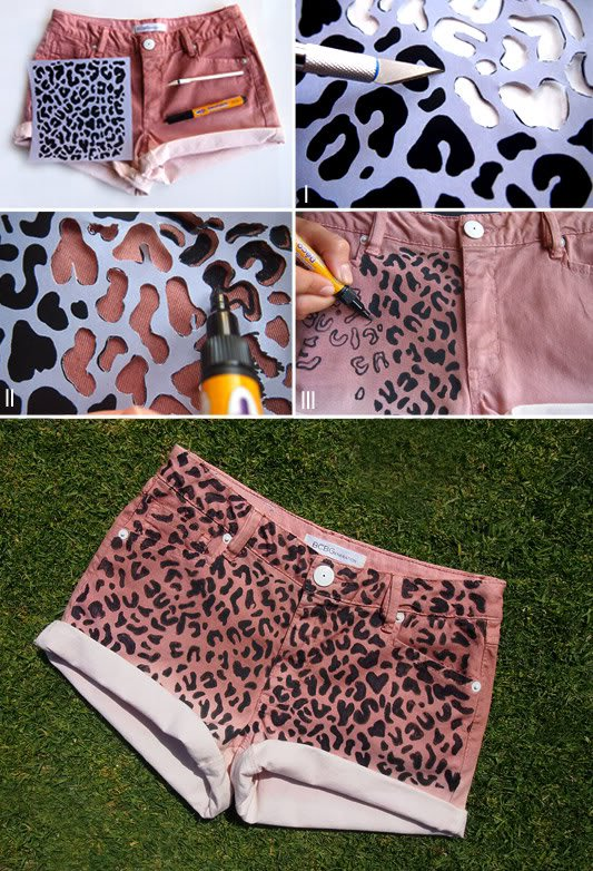Clothing Tutorials DIY shorts