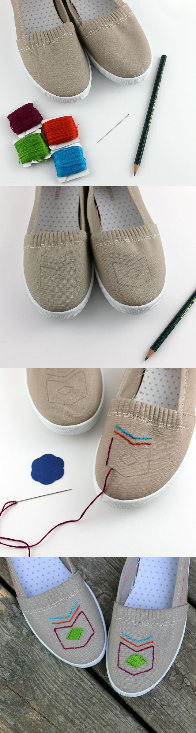 easy to make shoes