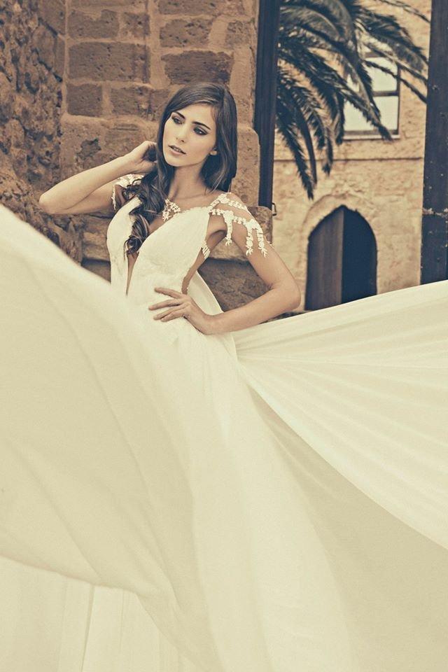 2015 Bridal Collection by Julia Kontogruni