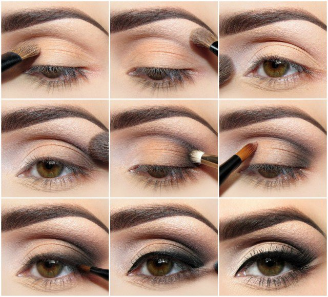 2015 Pretty Eye Makeup Tutorial