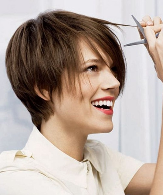30 Short Hairstyles for Women: Insanely Pixie Haircut