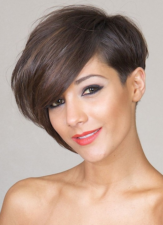 Asymmetric Short Haircut