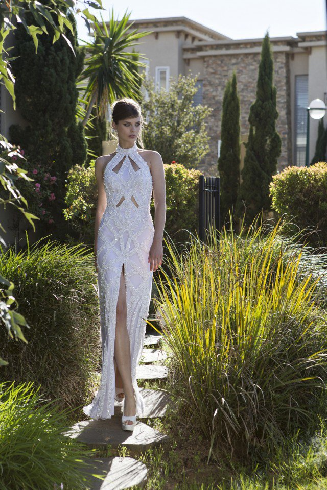 Beautiful Wedding Gown by NURIT HEN