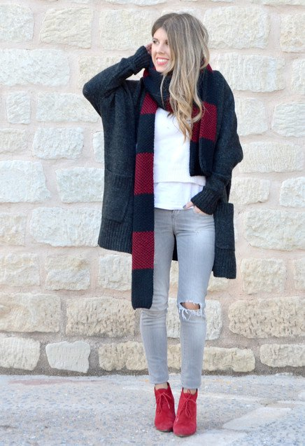 Cardigans Outfit for Winter