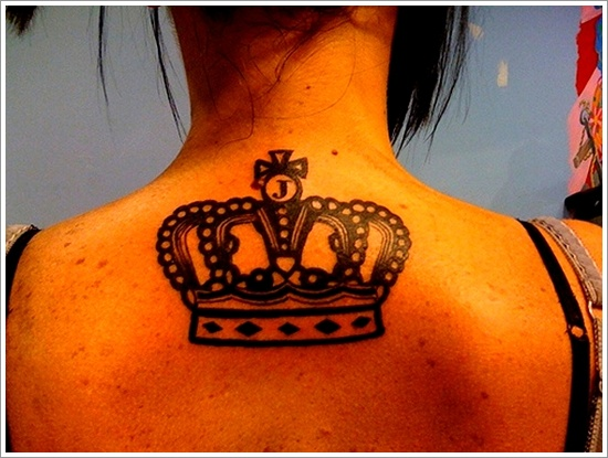 Crown Tattoo Designs