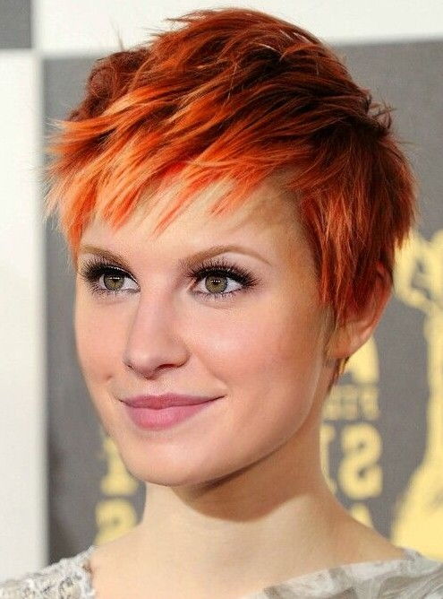 Cute and Chic Pixie Haircut