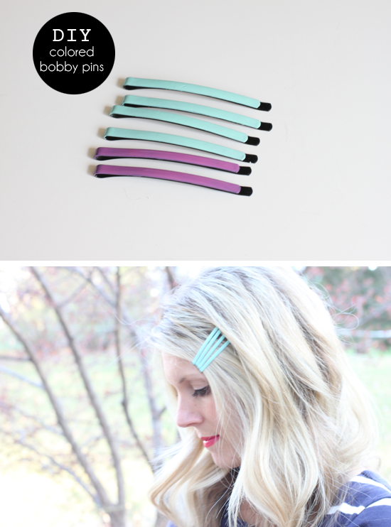 DIY Bobby Pins