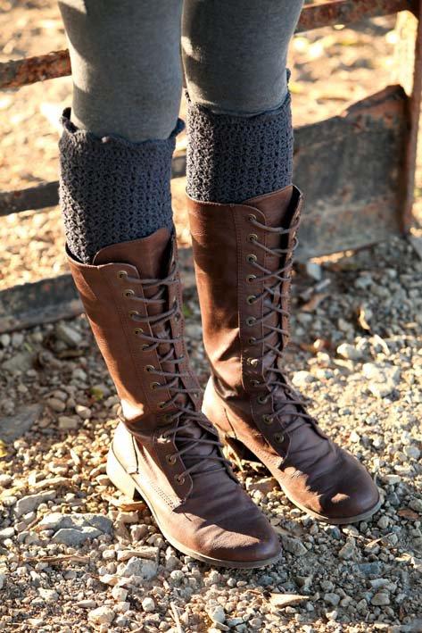 DIY Leg Warmer Tutorial