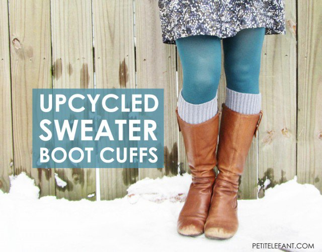 DIY Simple Leg Warmer Tutorial