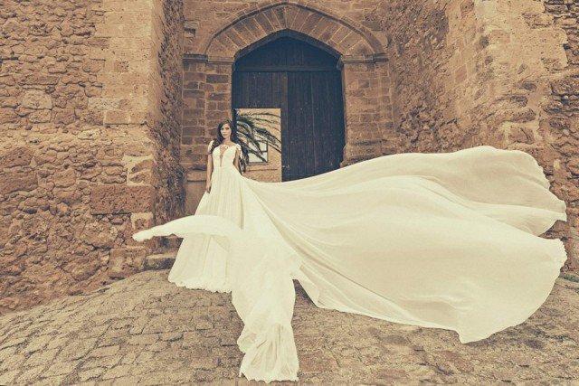 Fairy Wedding Gown by Julia Kontogruni