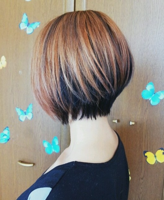 Fashionable Bob Haircut