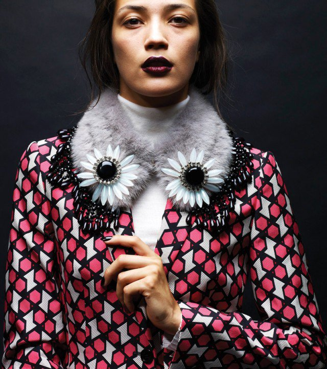 Fashionable DIY Fur Collar