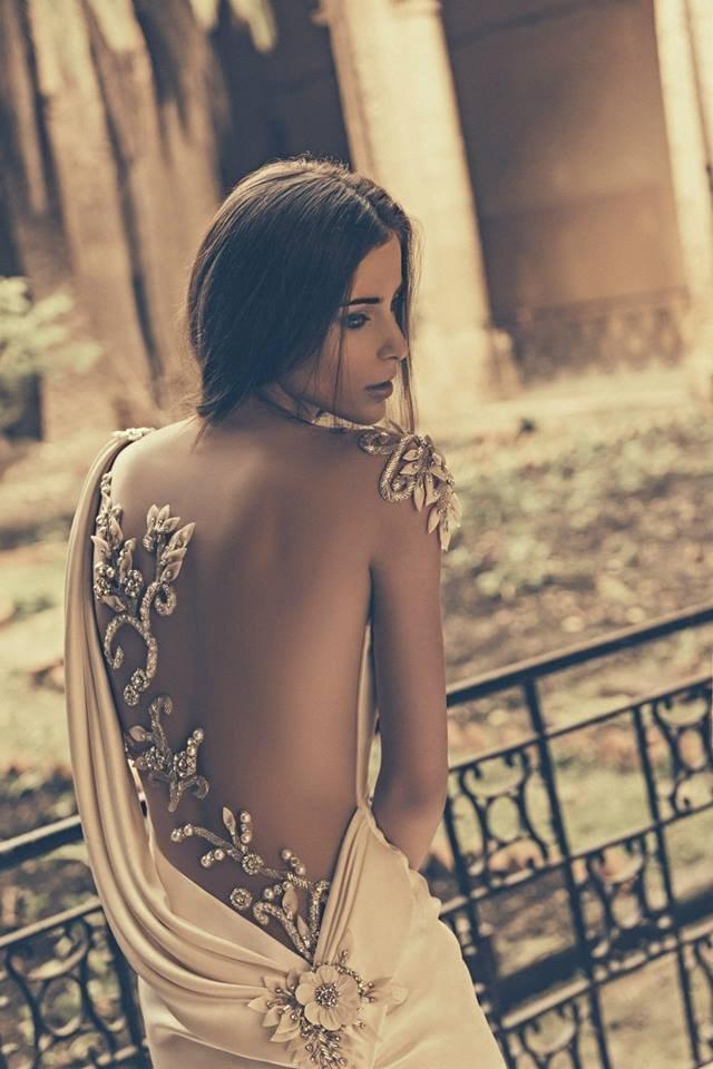 Gorgeous Wedding Dress By Julia Kontogruni