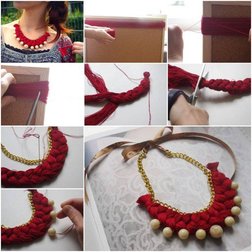 20 diy jewelry ideas diy jewelry crafts with picture for Step by step to build a house yourself
