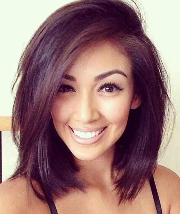 Layered Bob Haircuts For Thick Hair  Hair Style