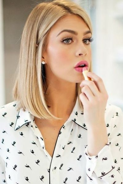 Long Bob Hairstyle for Medium Length Hair
