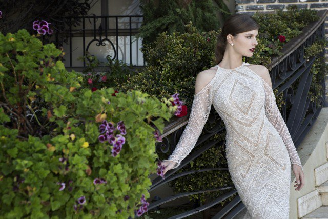 NURIT HEN 2015 Fashionable Wedding Gown