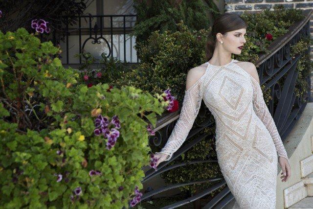 NURIT HEN 2015 Fashionable Wedding Gown