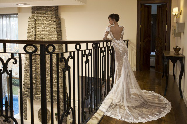 NURIT HEN 2015 Wedding Gown Collection