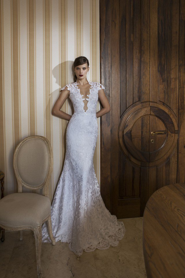 Pretty Wedding Gown by NURIT HEN