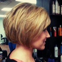 Simple Bob Hairstyle for 2015