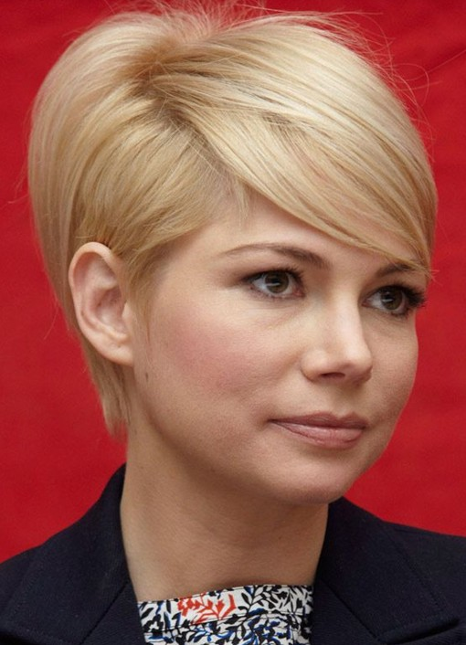 Simple Pixie Haircut for Thin Hair