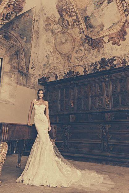 Stunning Bridal Designs by Julia Kontogruni