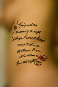 And Very Beautiful Bible Verse Or Choose Another One Of Your Favorites This Type Quote Tattoo Is Always A Hit For My Religious Females Out There