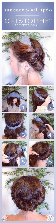 Fabulous 32 Chic 5 Minute Hairstyles Tutorials You May Love Styles Weekly Short Hairstyles Gunalazisus