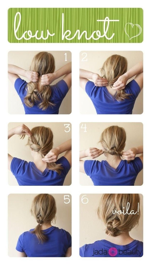 32 Chic 5-Minute Hairstyles Tutorials You May Love