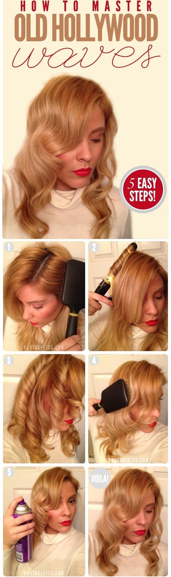 32 vintage hairstyle tutorials you should not miss | styles weekly