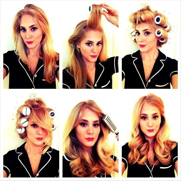 Stupendous 32 Vintage Hairstyle Tutorials You Should Not Miss Styles Weekly Hairstyles For Women Draintrainus