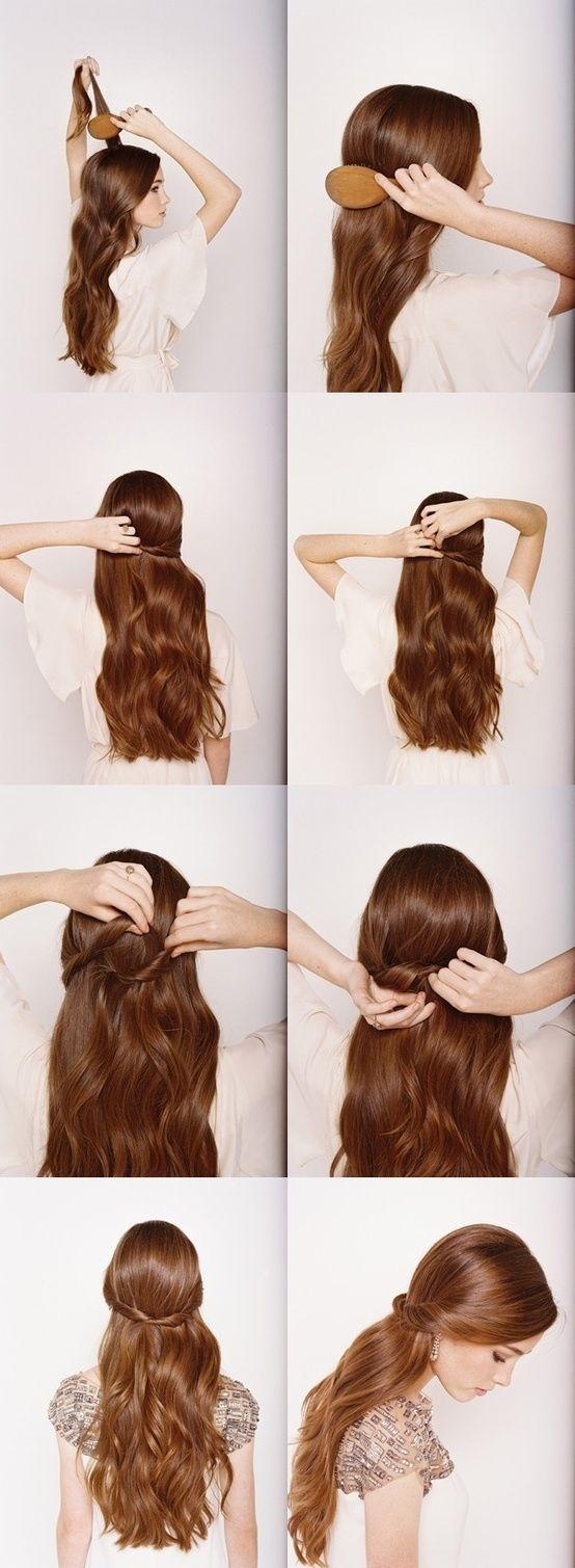 Amazing 32 Chic 5 Minute Hairstyles Tutorials You May Love Styles Weekly Short Hairstyles Gunalazisus