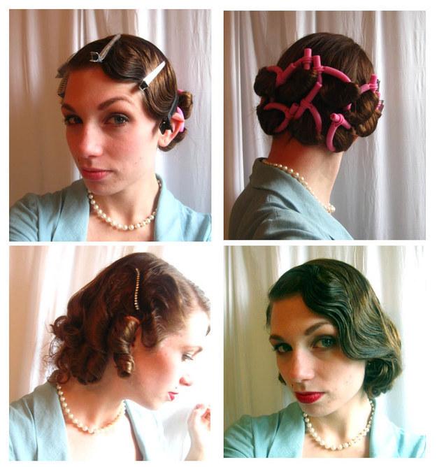 Enjoyable 32 Vintage Hairstyle Tutorials You Should Not Miss Styles Weekly Short Hairstyles Gunalazisus
