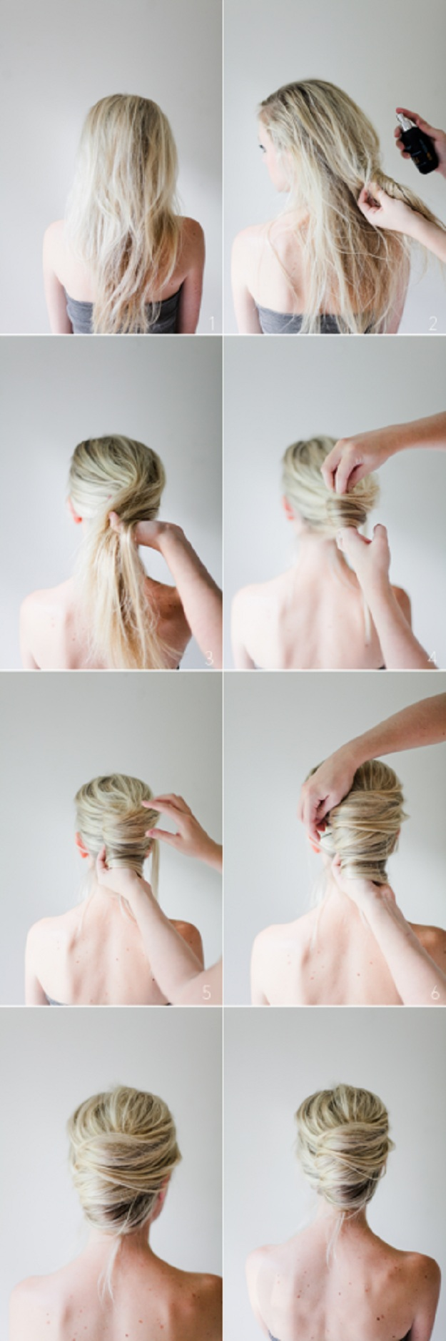 32 Chic 5 Minute Hairstyles Tutorials You May Love Styles